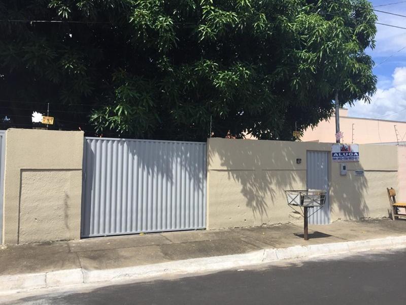 Casa no Setor Olegário Pinto