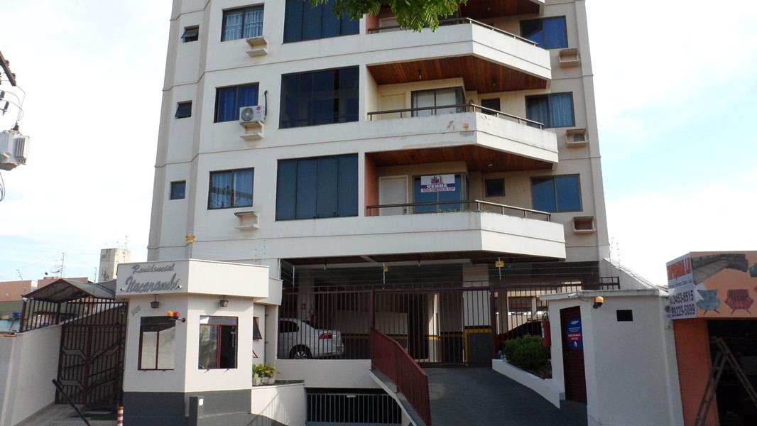 Apartamento no Edifício Itacarambi