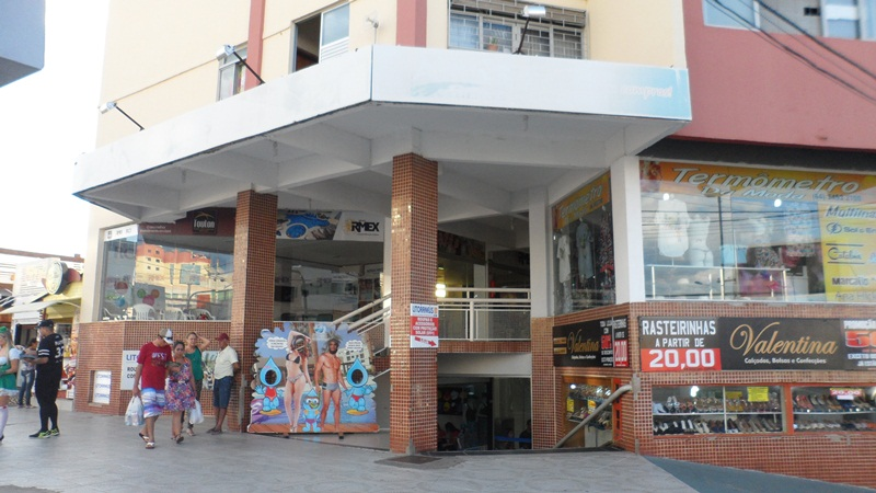 Sala Comercial no Shopping Águas Calientes