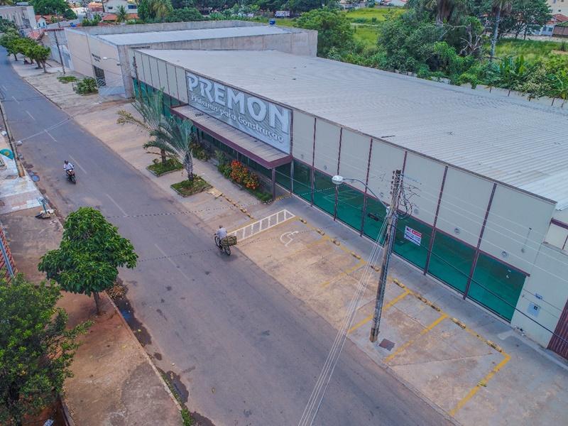 Galpão Comercial no Centro