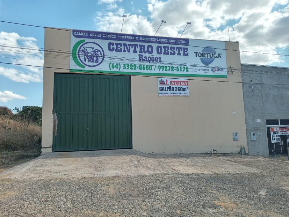 Galpão Comercial no Itanhangá II