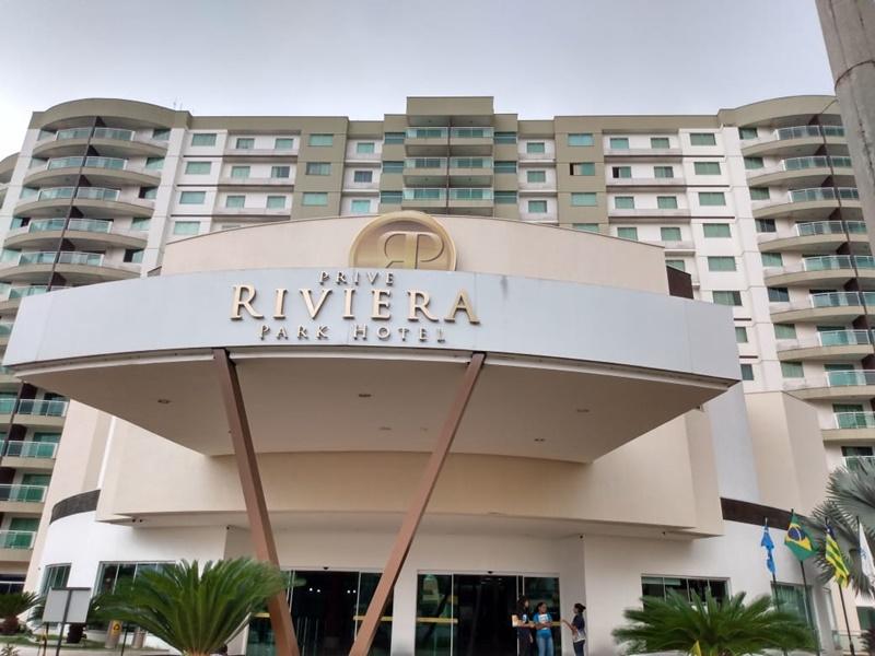 Apartamento no Prive Riviera Park Hotel