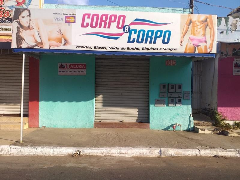 Sala Comercial no Olegário Pinto