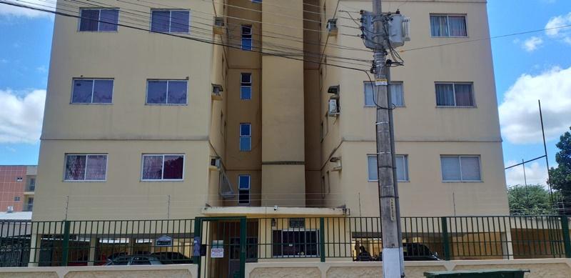 Apartamento no Condomínio Serra Verde