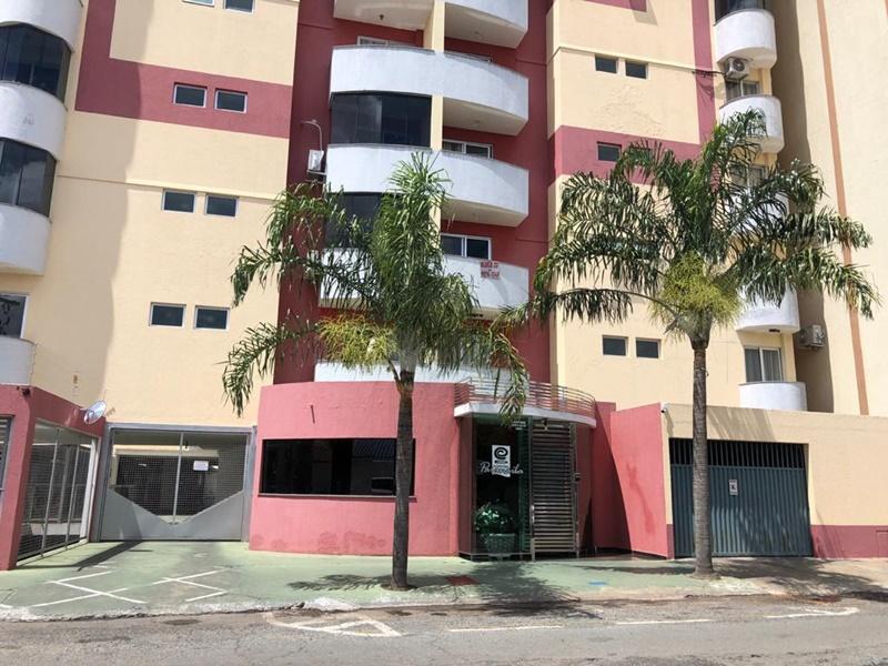 Apartamento no Centro, Residencial Paranaíba