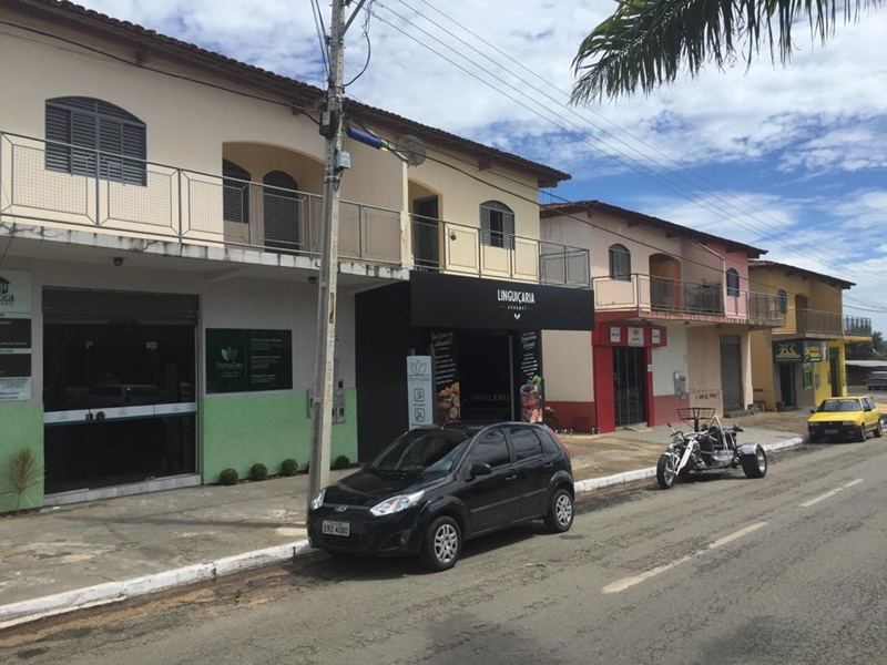 Sala comercial no Itanhangá I