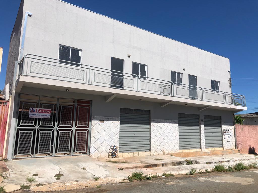Prédio Comercial e Residencial no Itanhangá I